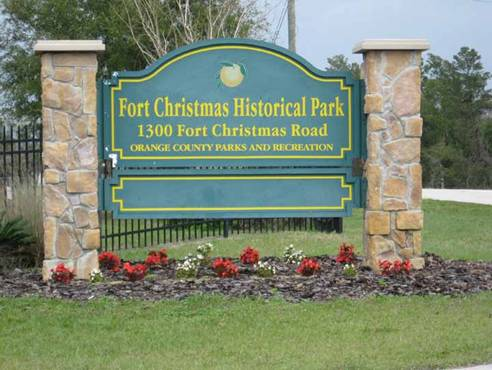 HISTORIC GUIDE TO FORT CHRISTMAS AND CHRISTMAS FLORIDA