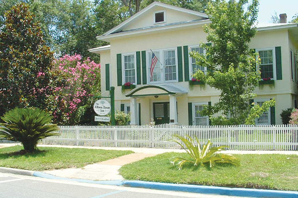 Historic Tour Of Quincy  Florida